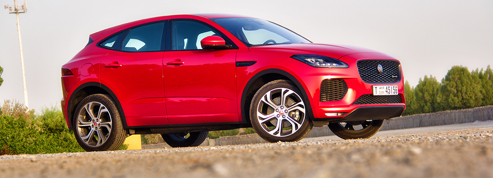 See our compilation of updates during our long-term test of the Jaguar E-Pace
