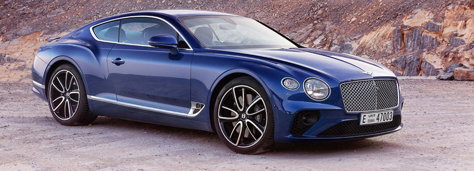 Bentley just jumped several generations ahead of its previous long-running GT